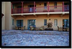 Hotelterasse