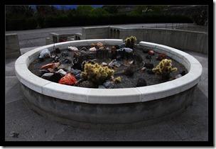 Kaktusbrunnen