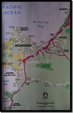 Karte-Carmel