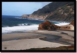 Küstenstrand