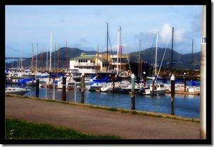 Moderner-Yachthafen