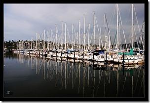 Sausalito-Yachthafen