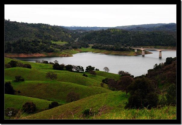 Seelandschaft-Kalifornien