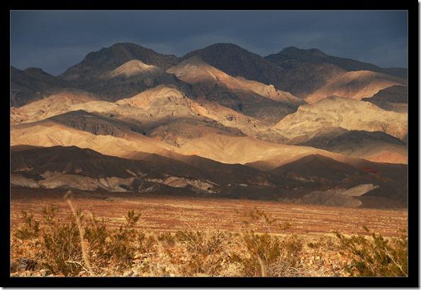 Sonnenuntergang-Death-Valley