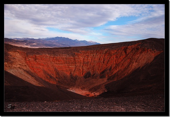 Ubehebe-Crater