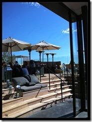 Wine-Garden-Dachterrasse