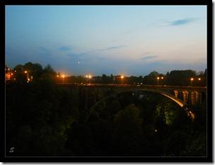 Luxemburg-bei-Abend