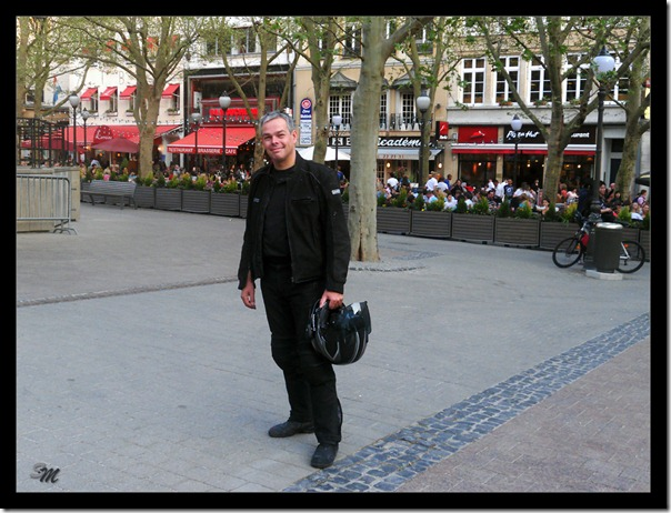 Luxemburg-Zentrum