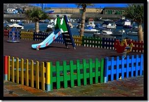 Candelaria-Hafen
