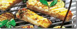 Fischfilet in Limetten-Lorbeer-Marinade
