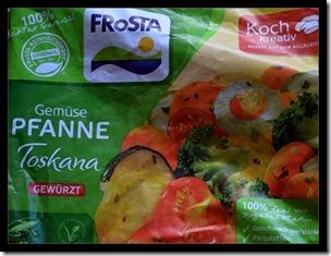 Gemüsepfanne-Toskana