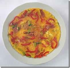 Omelette Mixta